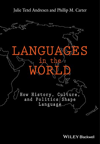 Languages in the World Linguistics History Book