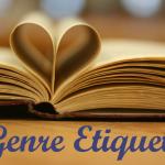 genre etiquette referencing romance novels