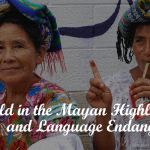 language endangerment and the k'iche' mayan culture
