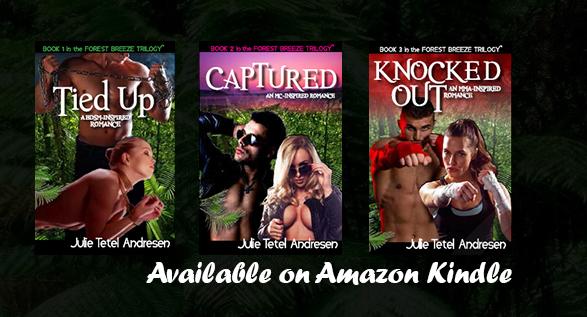 Forest Breeze Romance Novels Triptych