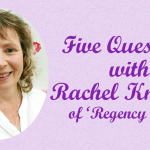 interview with rachel knowles regency history a perfect match