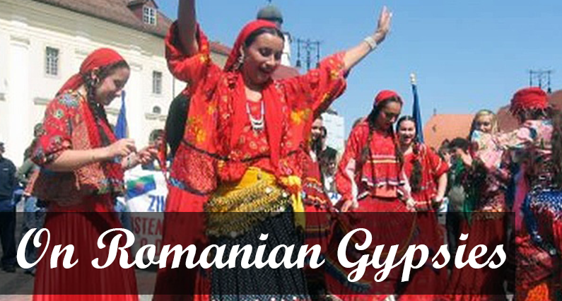 Romanian Gypsies: Problems and Particularities - Julie Tetel