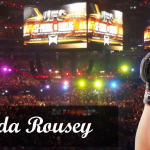 ronda rousey fight night MMA romance