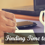 finding writing time