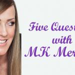 MK Meredith romance novelist interview