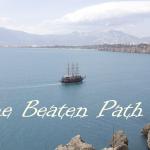beaten path