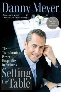 How Danny Meyer Setting the Table Inspired a Romance Novel