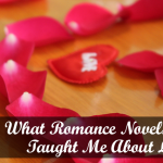 love lessons from writing romance novels
