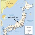 Azumino Map