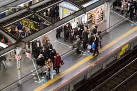 Japan train line