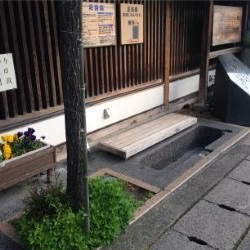 Kinosaki-Osen Footbath 3