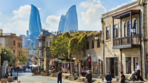 Azerbaijan I old city