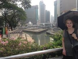Kuala Lumpur Julie Tetel Andresen