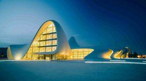 azerbaijan I Heydar Aliyev Center 2