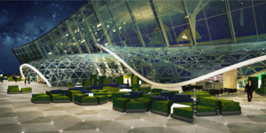 azerbaijan I airport