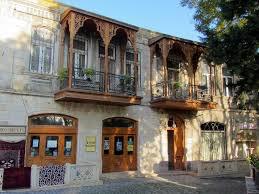 azerbaijan I balconies