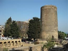 azerbaijan I maiden tower
