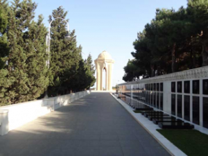 azerbaijan II Martyr's Avenue