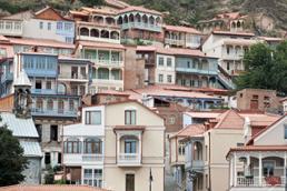 azerbaijian I Tibilisi