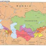 Azerbaijan and Uzbekistan