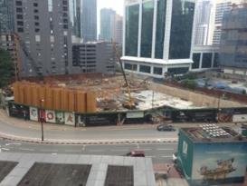 globablization kuala lumpur shopping center