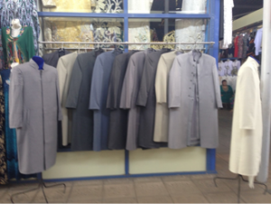 on the road mens clothing