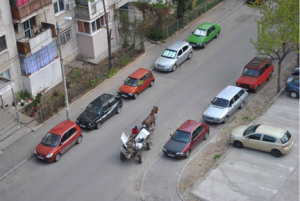 Romania Round Up Cars