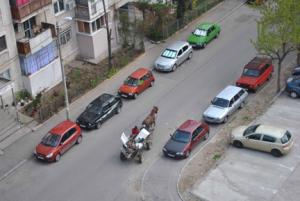 Romania Round Up Cars