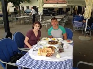 Belgrade Julie Dinner