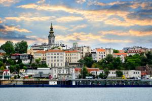Belgrade Picturesque Waterway