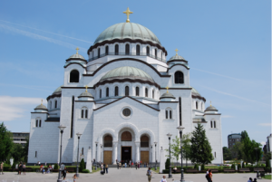 Saint Sava Temple, Belgrade