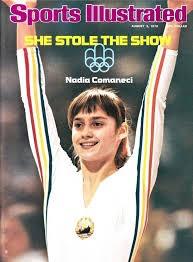 Famous Romanians Nadia Comaneci