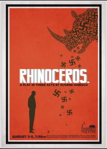 Famous Romanians Rhinoceros
