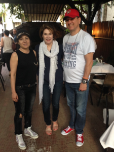 Favorite Restaurant Daniela and Aurel