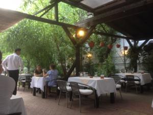 Favorite Restaurant Garden Seating