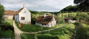 HRH guesthouse at Zalanpatak