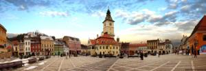 Transylvania 2 town hall brasov