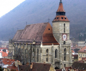 The Black Church - Brașov