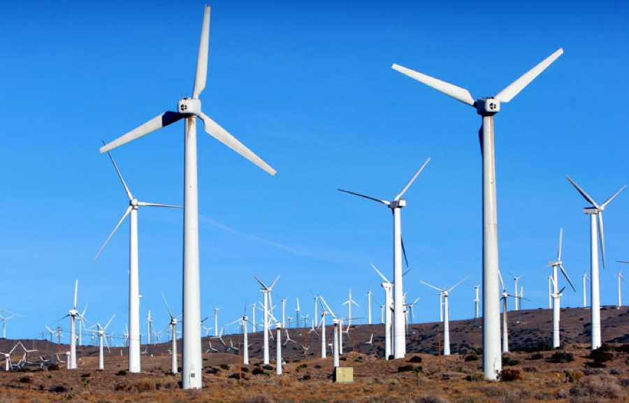Bulgaria Wind Mills