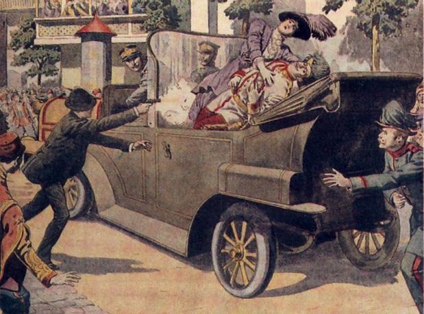Famous Serbs Gavrilo Prinicip