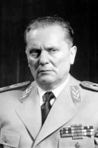 Famous Serbs Iosip Broz Tito