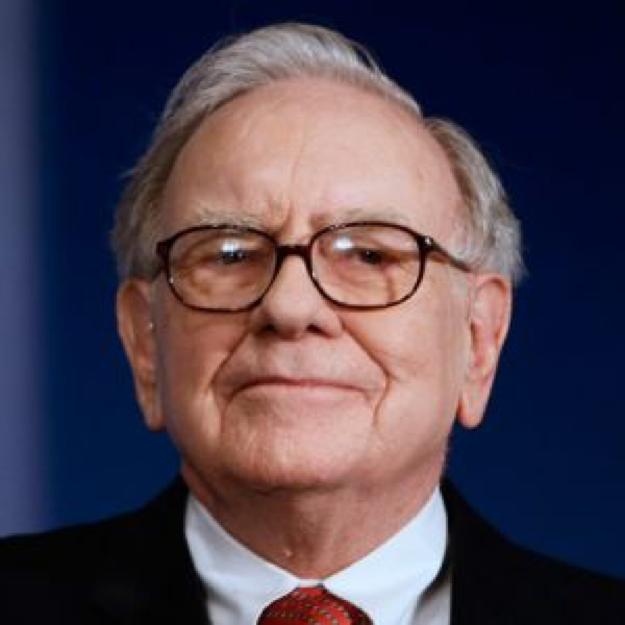Warren Buffet, investor – worth $65 billion