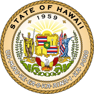 Multilingual Hawaii Seal