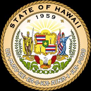 Multilingual Hawaii Seal