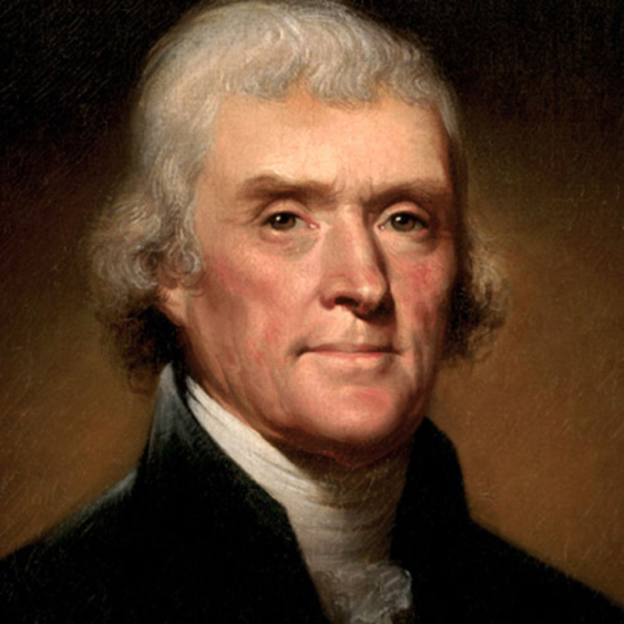 Multilingual Thomas Jefferson