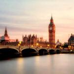 Visiting London - a travel blog