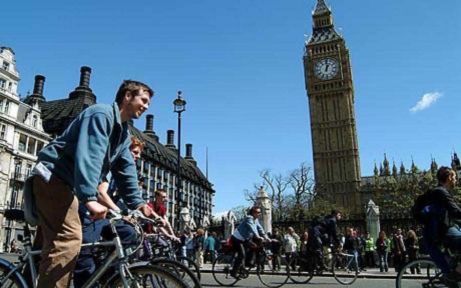 London 3 Bikes
