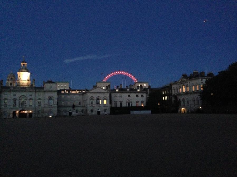 London 3 Horse Gaurd London Eye