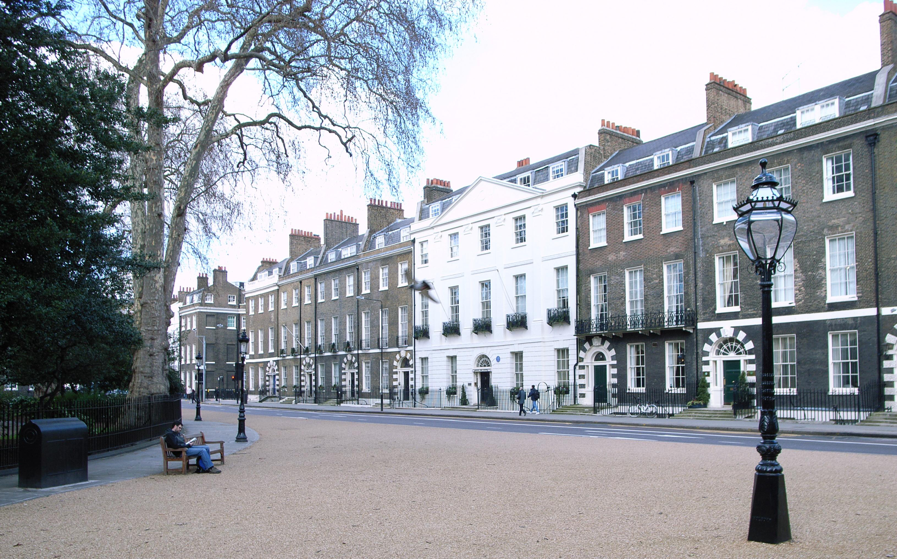 london 2 Bedford Square