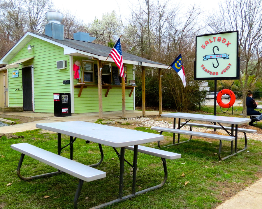 Saltbox Seafood Joint – 608 North Mangum Street